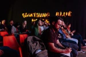 266 - Workshop Something Blue 2019