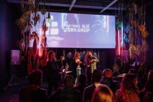 272 - Workshop Something Blue 2019